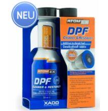 XADO 30027 Atomex diesel részecskeszűrő (DPF) tisztító 250ml