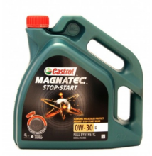 CASTROL MAGNATEC STOP-START 0W-30 D 4liter