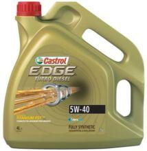 Castrol Edge Turbo Diesel TD Titanium FST 5w-40 4Liter