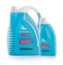 Dynamax téli szélvédőmosó koncentrátum -40° 5Liter