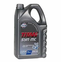 Fuchs Titan Syn MC 10W-40 5liter
