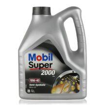 Mobil Super 2000 X1 10W-40 4liter
