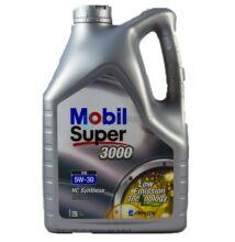 Mobil Super 3000 XE 5W-30 5liter