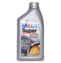 Mobil Super 3000 Formula LD 0w-30 1liter