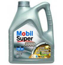 Mobil Super 3000 XE 5W-30 4liter