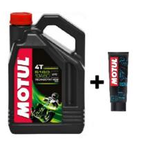 Motul 5100 10W-50 4T 4liter + Motul M4 Hands Clean kéztisztító 100ml