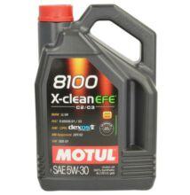 Motul 8100 X-Clean EFE 5w-30 4liter