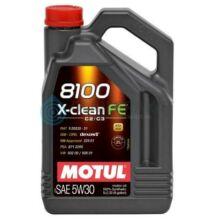 Motul 8100 X-Clean FE 5w-30 5liter