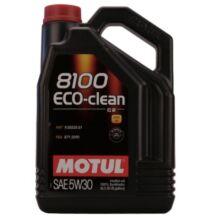 Motul 8100 Eco-clean 5w-30 5liter