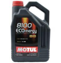 Motul 8100 Eco-Nergy 5W-30 4liter
