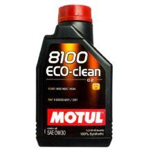 Motul 8100 Eco-Clean C2 0W-30 1liter