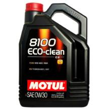 Motul 8100 Eco-Clean C2 0W-30 5liter