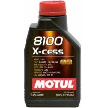 Motul 8100 X-Cess 5W-40 1Liter