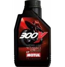 Motul 300V 4T Factory Line Road Racing 10W-40 1Liter