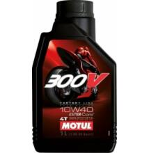 Motul 300V 4T Factory Line Road Racing 10W-40 1Liter