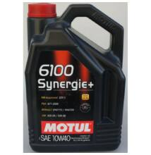 Motul 6100 Synergie+ 10W-40 5Liter