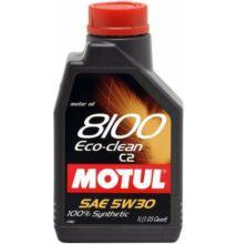 Motul 8100 Eco-clean 5w-30 1liter