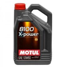 Motul 8100 X-POWER 10W-60 4liter