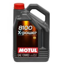 Motul 8100 X-POWER 10W-60 5liter