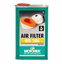 MOTOREX Air Filter Oil 206 légszűrő olaj 1liter