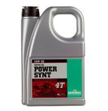 MOTOREX Power Synt 4T 10w-50 4liter