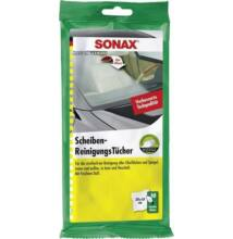 Sonax üvegtisztító kendő 10 db