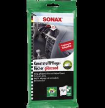 Sonax műanyagápoló kendő SO415100 10db