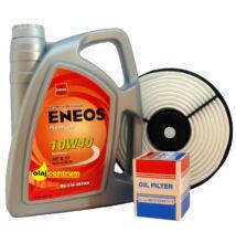 Eneos Premium 10W-40 4liter + suzuki szűrő szett