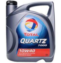 Total Quartz 7000 10W-40 5liter