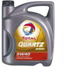 Total Quartz 9000 5W-40 4liter