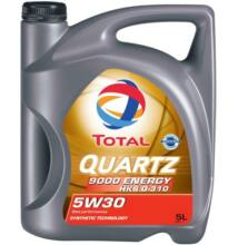 Total Quartz 9000 Energy HKS G-310  5w-30 5Liter