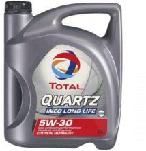Total Quartz INEO Long Life 5W-30 5Liter