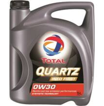 Total Quartz Ineo First 0W-30 5liter