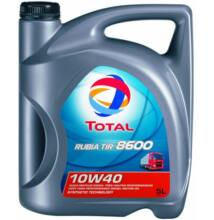 Total Rubia 8600 10W-40 5liter