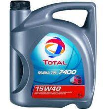 Total Rubia 7400 15W-40 5liter