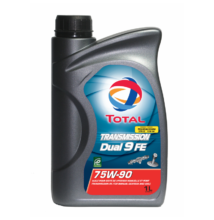 Total Transmission Dual 9 FE (SYN FE) 75W-90 1liter