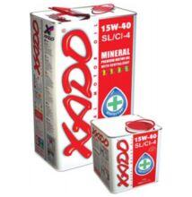 XADO Atomic 15w-40 SL/CI-4 Road Drive 4liter