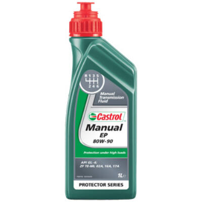 Castrol Manual EP 80W-90 1liter