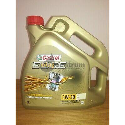 Castrol Edge Titanium FST 5w-30 LL 4liter