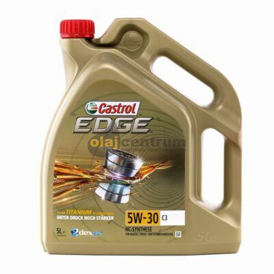 Castrol Edge Titanium FST 5w-30 C3 4liter