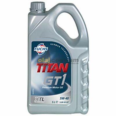 Fuchs Titan GT1 5W-40 5liter