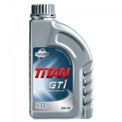 Fuchs Titan GT1 5W-40 1 liter