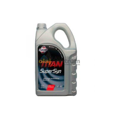 Fuchs Titan SuperSyn 5W-40 4liter