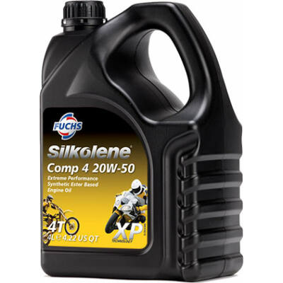 SILKOLENE COMP 4 20W-50 XP 4liter