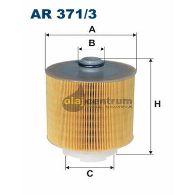 AR371/3 FILTRON LEVEGŐSZŰRŐ