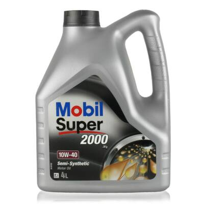 Mobil Super 2000 X1 10W-40 4 Liter