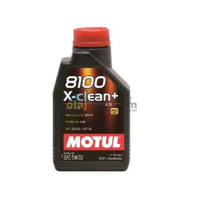 Motul 8100 X-Clean+ 5W-30 1liter