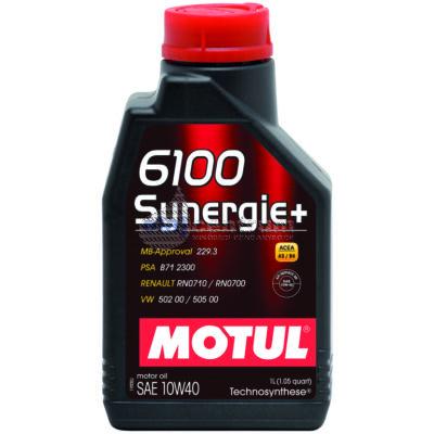 Motul 6100 Synergie+ 10W-40 1Liter