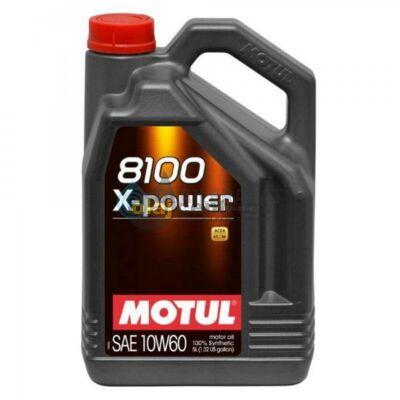 Motul 8100 X-POWER 10W-60 5liter