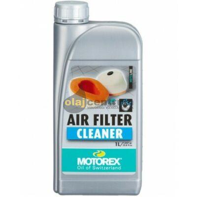 MOTOREX Air Filter Clean légszűrő tisztító 1liter